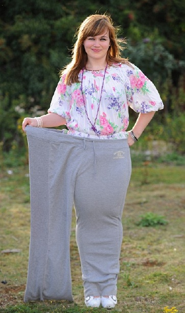 Ditolak Naik Roller Coaster, Wanita Ini Pangkas Berat 44 Kg !