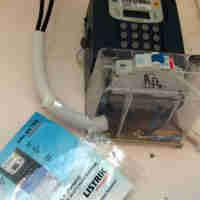 meteran luar PLN Kejar Target 5 Juta Pelanggan Listrik Prabayar di 2012