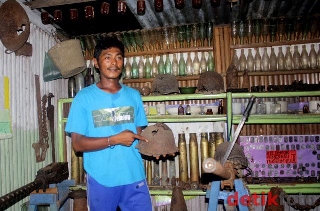 Museum PD II di Pulau Morotai