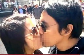 FOTO VIDEO HOT ALYSSA DESTA 2011 Video Ciuman Alyssa Subandono dan Desta Beredar