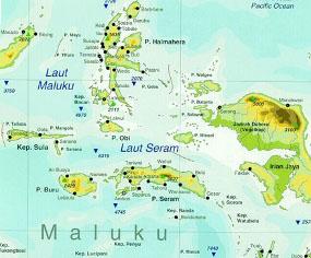 FOTO VIDEO BOM RAKITAN MELEDAK DUA KALI DI MALUKU Dua Bom Meledak di Maluku