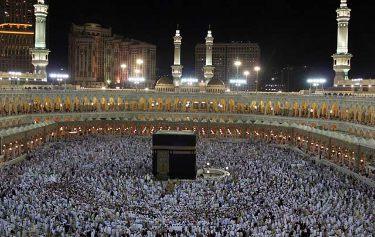 Arab Saudi Menetapkan Hari Raya Idul Fitri Selasa 30 Agustus 2011