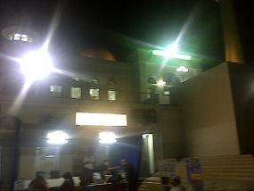 foto Masjid Al-Azhar Kebayoran Gelar Takbiran Malam Ini.