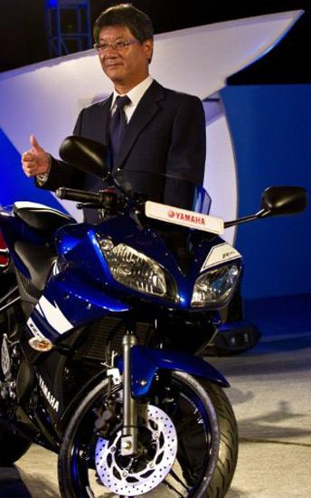 Yamaha YZF R15 Versi 2.0