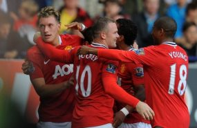 Video Manchester United Vs Bolton 5-0 (Youtube)