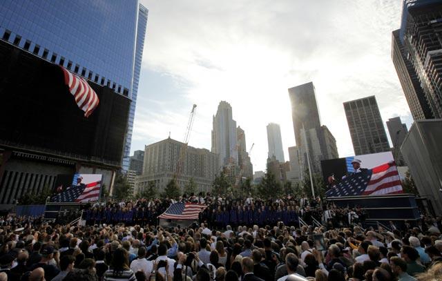 AS Peringati Serangan 11 September