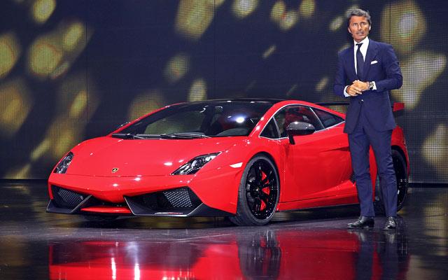 Lamborghini Gallardo Terdahsyat