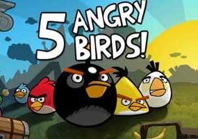 7 Fakta di Balik Popularitas Angry Birds