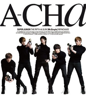 Super Junior Rilis Album Repackage 'A-Cha'