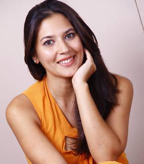 Aktris dan ikon Li TV Hannah Al Rasyid punya wajah cant