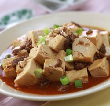 Resep Tahu: Mapo Tofu