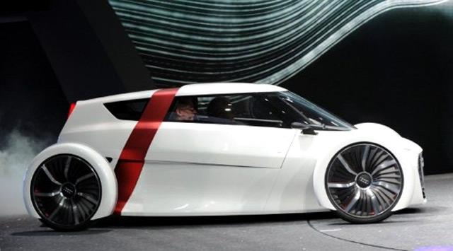 Mobil Antimacet ala Audi