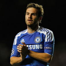 Juan Mata (Getty Images/Paul Gilham)