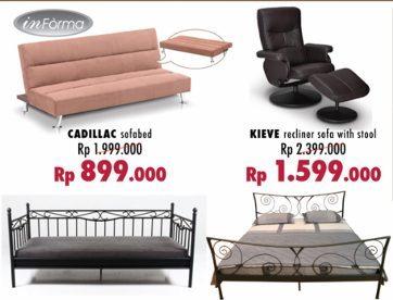 Sofabed Rp 800 Ribuan Di Sale Informa Majalah Bisnis Bergaya