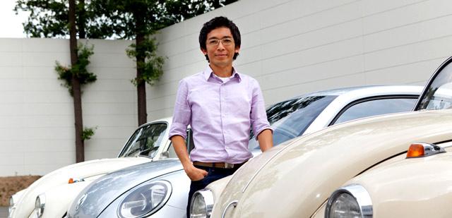WNI Perancang VW Beetle