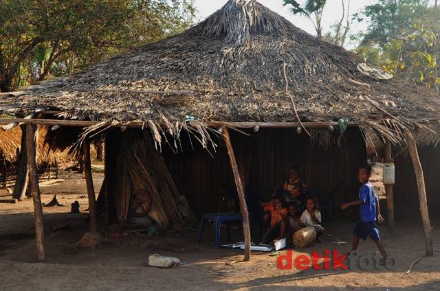 Potret Kemiskinan Diperbatasan RI-Timor Leste