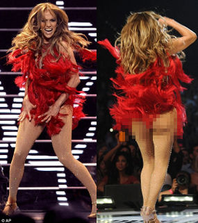 VIDEO JENNIFER LOPEZ TAMPIL SEKSI [YOUTUBE] Jennifer Lopez Pamer