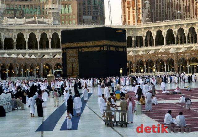 Masjidil Haram Makin Luas