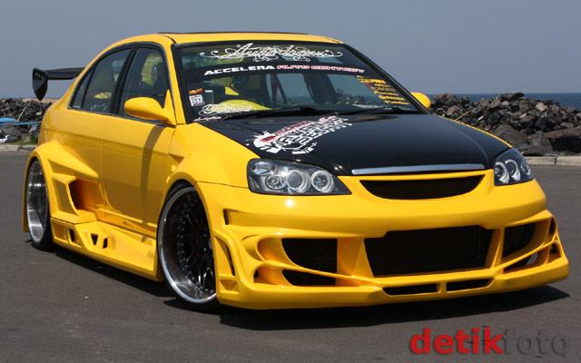 Honda Civic Bumblebee