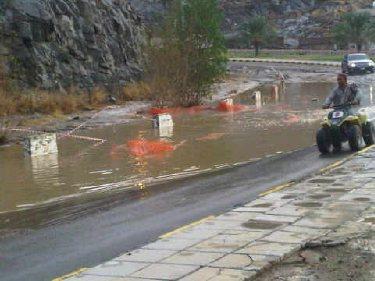 video Hujan Es Di Mekah