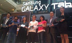 Galaxy Tab 8,9 Dekati Kaum Hawa