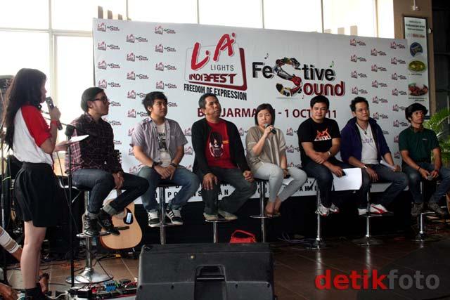 Konvoi Seru Indiefest Festive Sound 2011