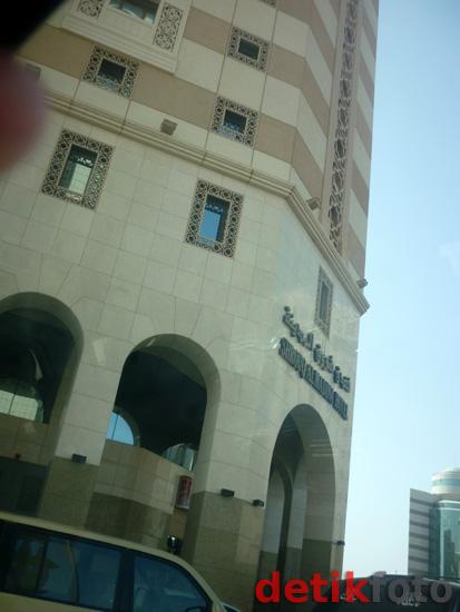 Pemondokan Haji di Madinah