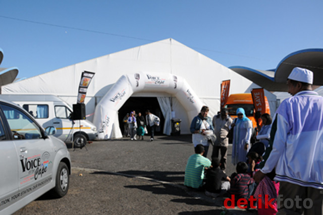 Festival Muslim Tahunan di Cape Town