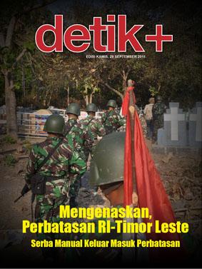Mengenaskan, Perbatasan RI-Timor Leste