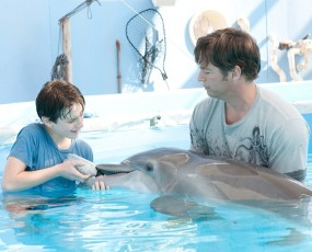 Video Dolphin Tale' Geser 'The Lion King 3D