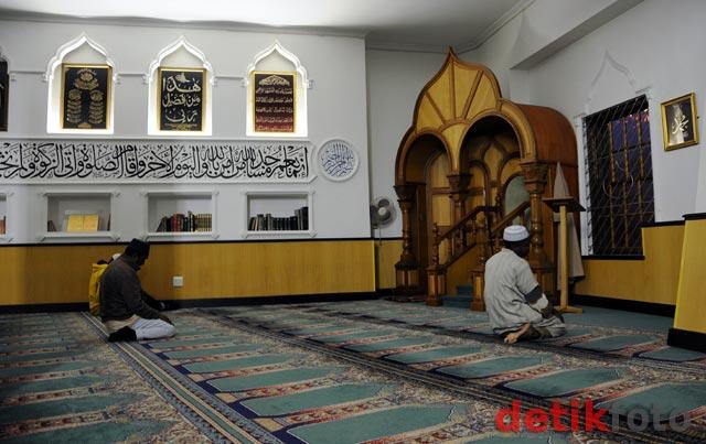 Masjid Auwal, Masjid Pertama di Afsel