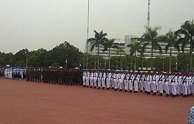 Peringatan HUT TNI ke-66