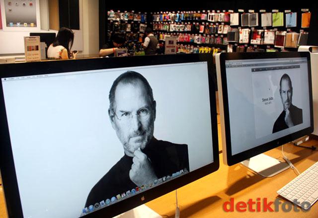 Jakarta Juga Kehilangan Steve Jobs