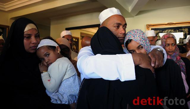 Tradisi Melepas Calon Haji di Afrika Selatan