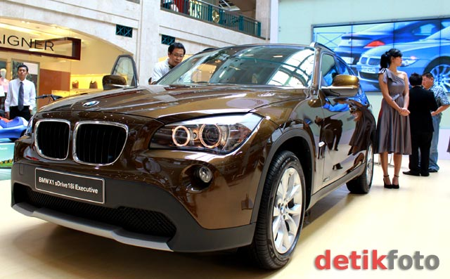 BMW X1 Rakitan Indonesia