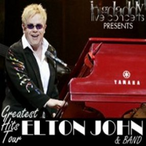 Video Konser Elton John di Jakarta