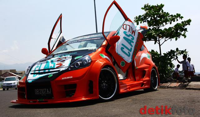 Honda Jazz Extreme