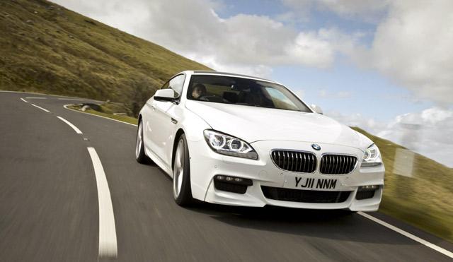 BMW Seri 6 Coupe