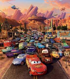 'Cars 2': Konspirasi Politik di Dunia Mobil