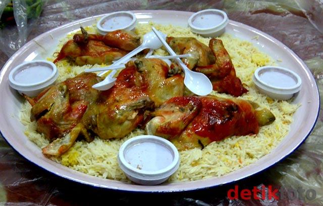 Nasi Mandi Madinah