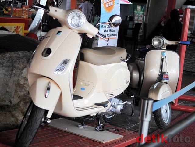 New Vespa Hadir di Makassar