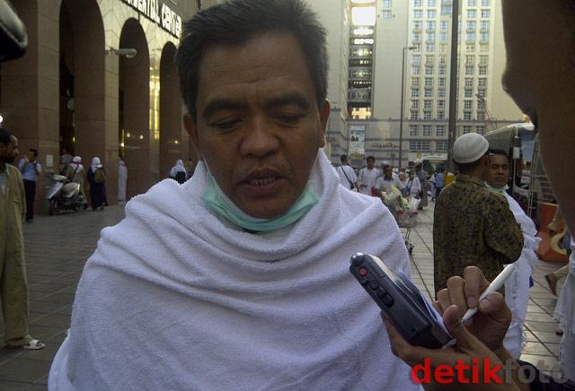 Telat ke Makkah karena Kopor