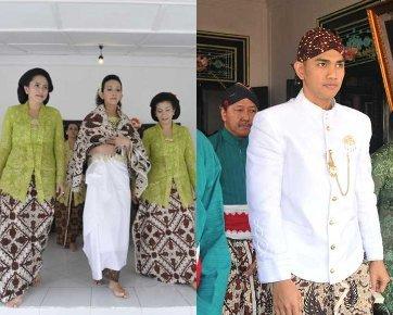 FOTO BAJU PENGANTIN PUTRI SULTAN ROYAL WEDDING