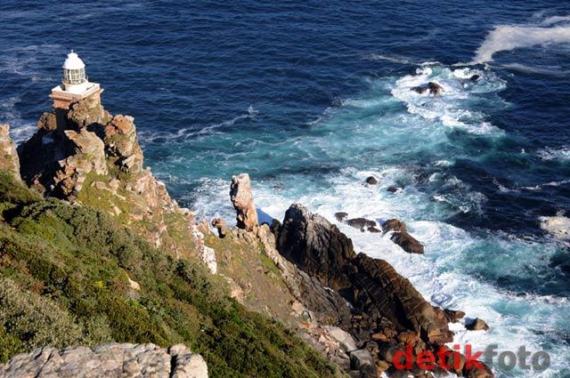 Cape Point, Titik Paling Selatan Benua Afrika