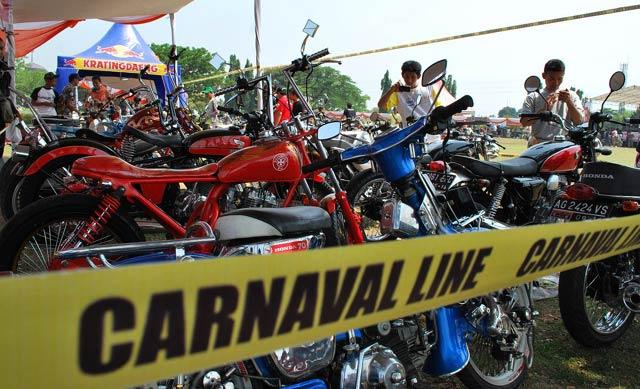 Karnaval Honda Klasik