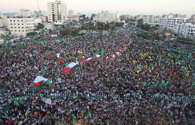 Hamas-Israel Tukar Tawanan
