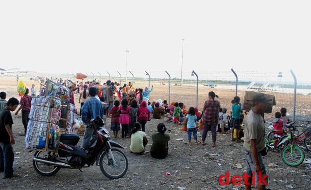Bandara Lombok Jadi Tempat Wisata