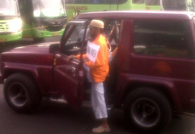Umar Patek Jalani Rekonstruksi Bom Bali I