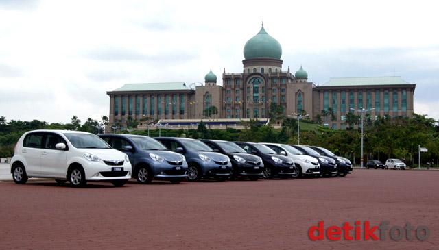 Tamasya di Malaysia dengan Daihatsu Sirion
