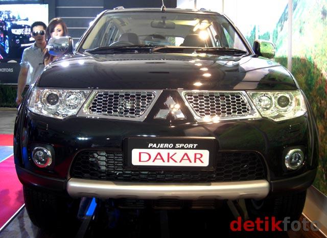 Pajero Dakar Model Baru 2014.html | Autos Weblog